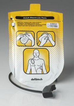 Adult Defibrillator Pads - Lifeline Full & Semi Auto AED