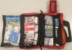 First Aid Kit - SMALL –  Compliant  Waist Bag