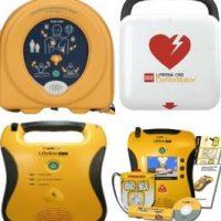 Defibrillators AED's