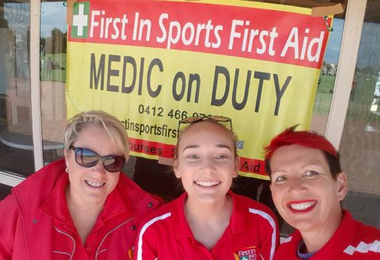 Medic on Duty