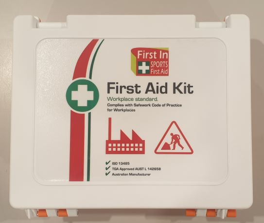 Rugged - First Aid Kit