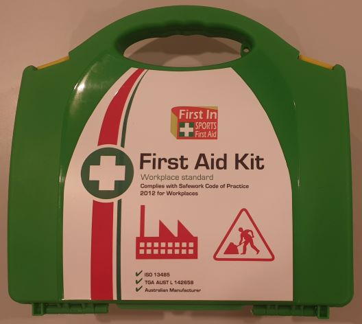 Plastic - First Aid Kit
